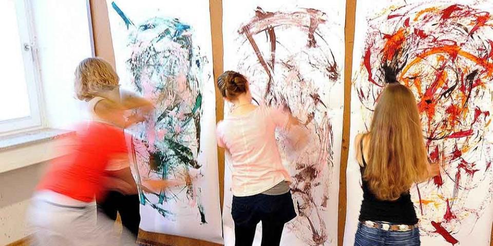 Kunsttherapie – Kreativität als Chance